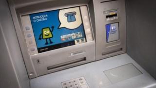 Caixa de multibanco está na origem da polémica