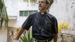 Dom Luiz Lisboa chegou a Moçambique em 2001 e é bispo de Pemba desde 2013