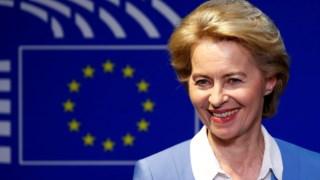 Ursula von der Leyen estará em Lisboa, no final de Setembro, a convite do Presidente da República