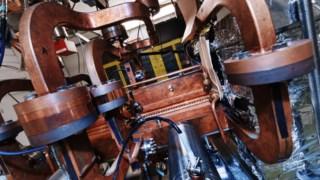 Protótipo do acelerador CLIC, cuja tecnologia servirá de inspiração para o novo equipamento FLASH