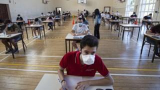 este ano os exames nacionais só servem como provas de ingresso no superior