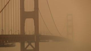 ,Incêndios florestais na Califórnia