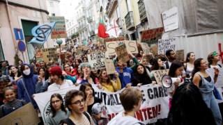 protesto,p3,lisboa,ambiente,conservacao-natureza,alteracoes-climaticas,