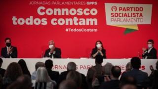 Duarte Cordeiro, António Costa, Ana Catarina Mendes e José Luís Carneiro intervieram na jornada