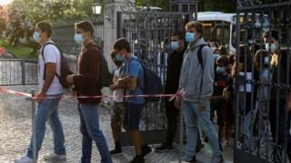 portugal,escolas,ministerio-educacao,servico-nacional-saude,virus,doencas,