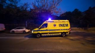 Criança foi transportada para o hospital em estado crítico