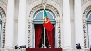 Marcelo hasteou a bandeira no último 5 de Outubro do seu primeiro mandato