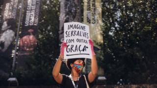 A situação levou os trabalhadores a manifestarem-se em Serralves no passado dia 5 de Julho