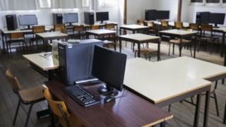Ensino à distância é agora quase banal para as escolas
