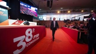 Congresso do PSD aprova moção a favor da realização de um referendo sobre a eutanásia