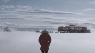 A série passa-se na Antárctida mas foi gravada na Islândia e em Tenerife