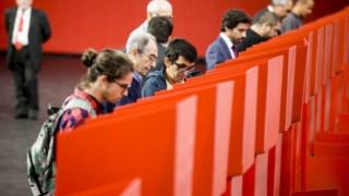 Sócios do Benfica nas eleições de 2016