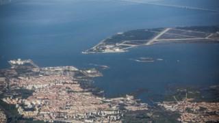 O Aeroporto do Montijo tem sido alvo de muita contestação