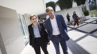 Cláudia e Paulo Azevedo lideram nócios detidos através da Efanor