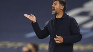 Sérgio Conceição quer vitória sólida frente ao Gil Vicente