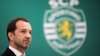 Frederico Varandas, presidente do Sporting