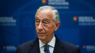 Presidente da República homenageia vítimas da pandemia
