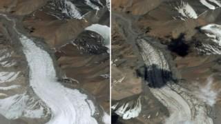 gelo,tibete,ambiente,glaciares,clima,alteracoes-climaticas,