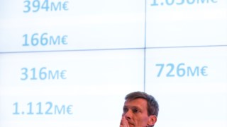 Paulo Azevedo, presidente da Efanor,  sociedade que controla vários negócios