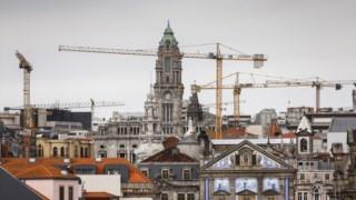 O Porto, como a maioria dos municípios depende muito das receitas relacionadas com o imobliário