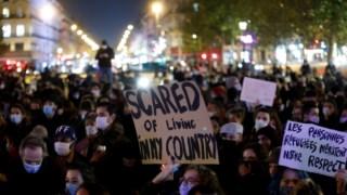direitos-humanos,protestos,mundo,migracao,franca,europa,