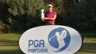 Leonor Bessa fez história no golfe nacional profissional © Carla Guerreiro