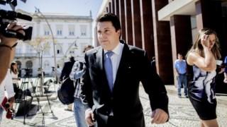 Paulo Penedos foi condenado a quatro anos de prisão efectiva, por um crime de tráfico de influência.
