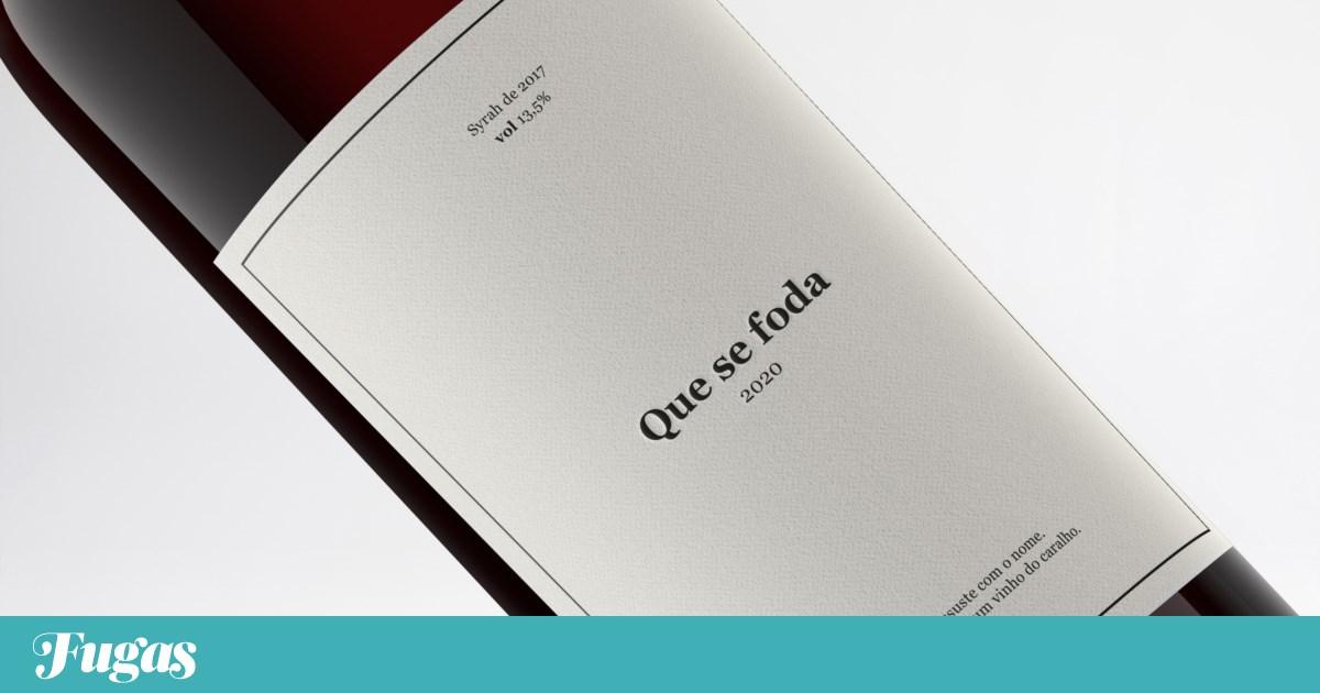 """Que se f... 2020: a história de um vinho que também """"é arte"""""""