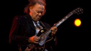 Neil Young no festival Optimus Alive em  2008