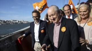 Eurodeputado Paulo Rangel diz não a Rui io para a Câmara do Porto