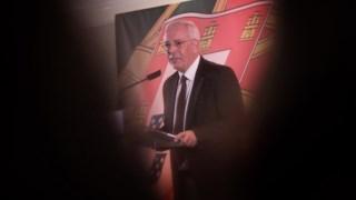 """David Justino considera que Ventura """"é o pior da política portuguesa"""""""