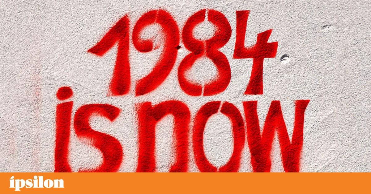 George Orwell: o presente de 1984 continua a ser agora