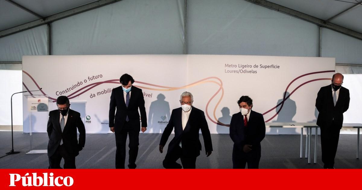 Contrato de financiamento para expansão do Metro de Lisboa já foi assinado
