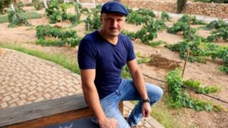 Mark Borg, criador e responsável pela marca de vinhos Markus Divinus