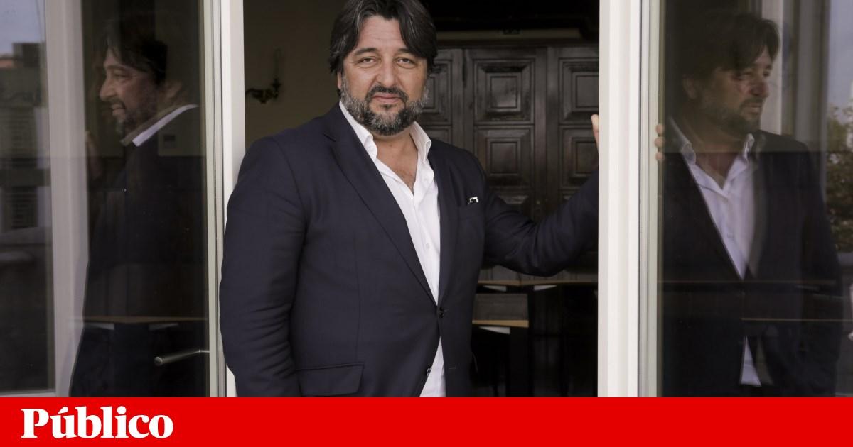 """""""Os contentores têm de sair dali."""" As promessas de Ricardo Leão, o novo presidente da Câmara de Loures"""