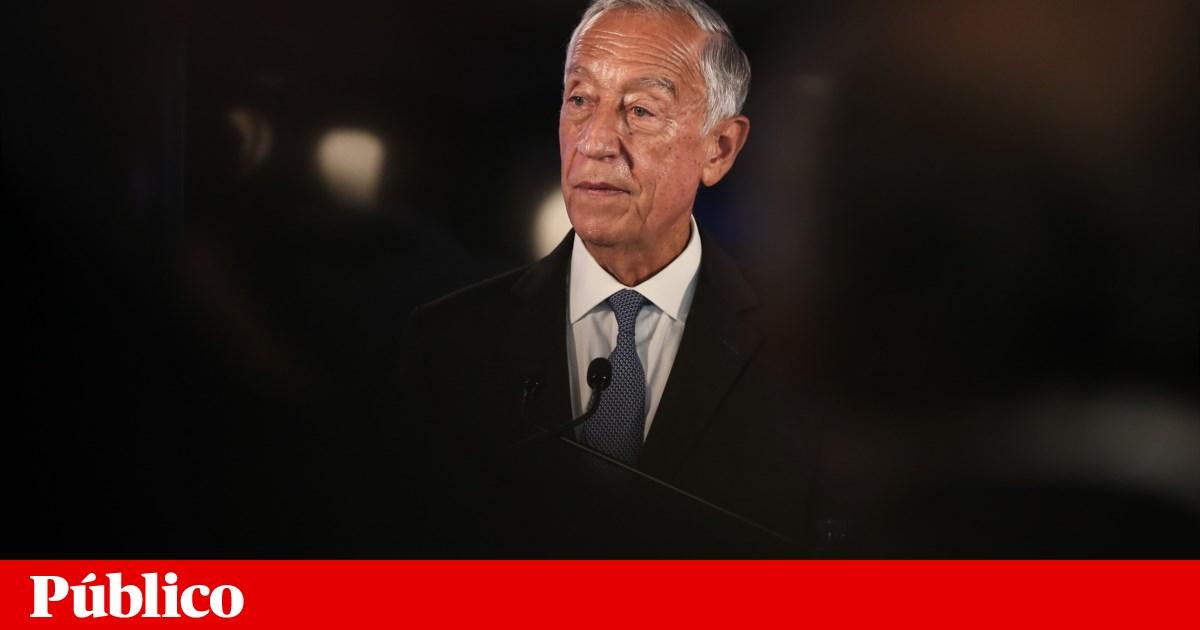 """Marcelo diz que lei dos preços máximos dos combustíveis é """"paliativa"""" e tem """"evidentes limitações"""""""