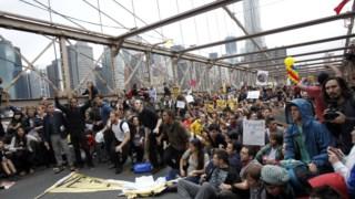 Processo de Malcolm Harris é um dos 700 abertos no seguimento da marcha de 1 de Outubro na Brooklyn Bridge