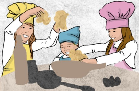 Em Setúbal, a actividade Mini Chef convida a aprender a cozinhar e saborear os diferentes ingredientes