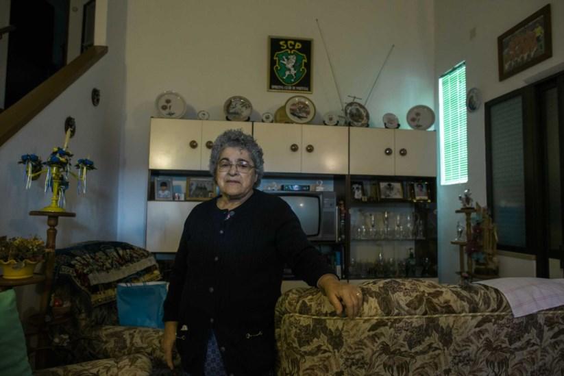 PÚBLICO - Mariana Guerra tinha 29 anos quando foi enterrar a irmã, Maria Emília, com 31.  Na noite de 25 para 26 de Novembro de 1967, as cheias levaram metade da povoação de Quintas, pequeno lugar na várzea do Rio Grande da Pipa, em Castanheira do Ribatejo. Só ali morreram 94 pessoas.