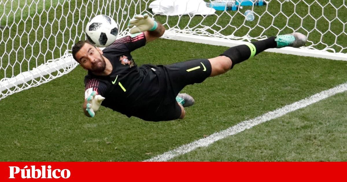 Portugal marrocos golo