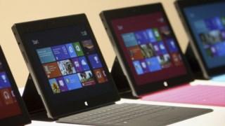 O novo Windows é a resposta da Microsoft ao desafio dos tablets