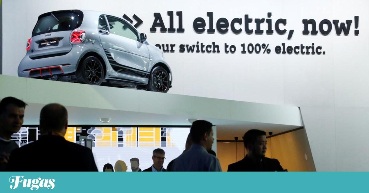 Muitos eléctricos e um novo Defender — o que o Salão Automóvel de Frankfurt trouxe de novo