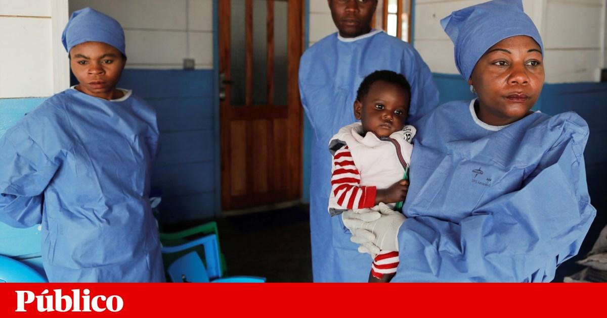 Chamam-lhes os vitoriosos do ébola. Mas a vida ainda é uma luta