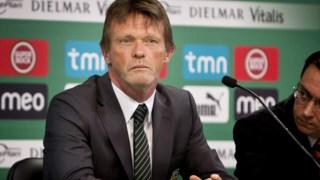 Vercauteren foi crítico com a sua equipa