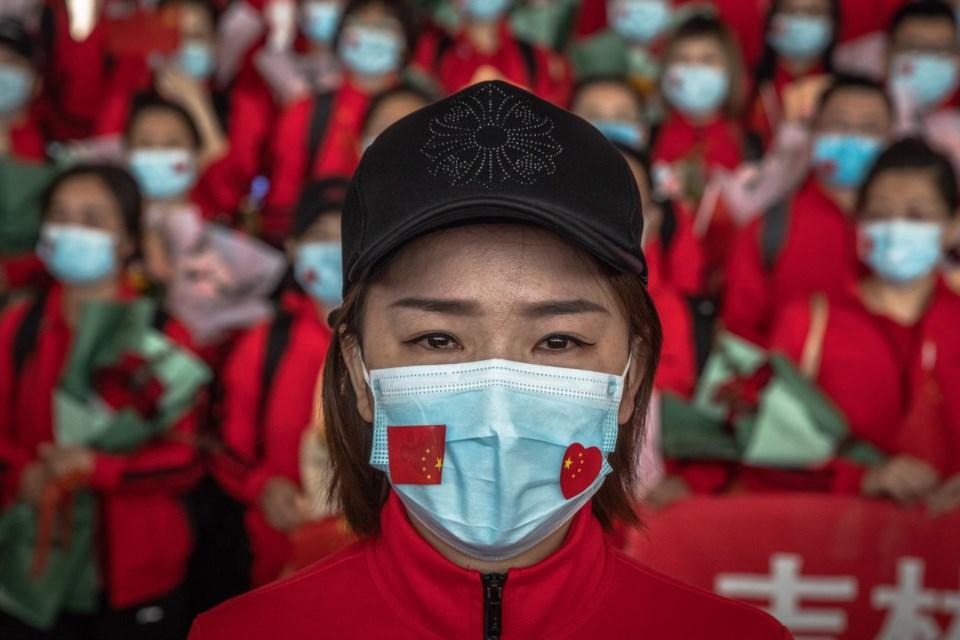 Wuhan, o fim do confinamento | Fotogaleria | PÚBLICO