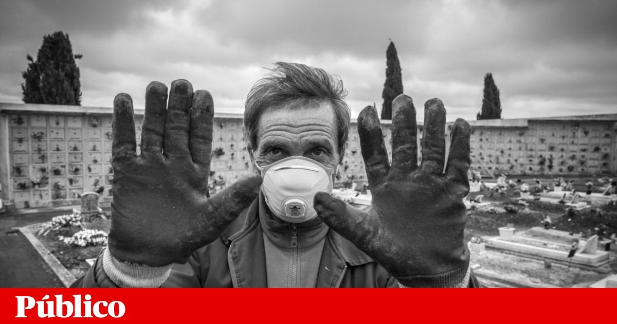Alfredo Cunha, fotógrafo do 25 de Abril, retrata a pandemia