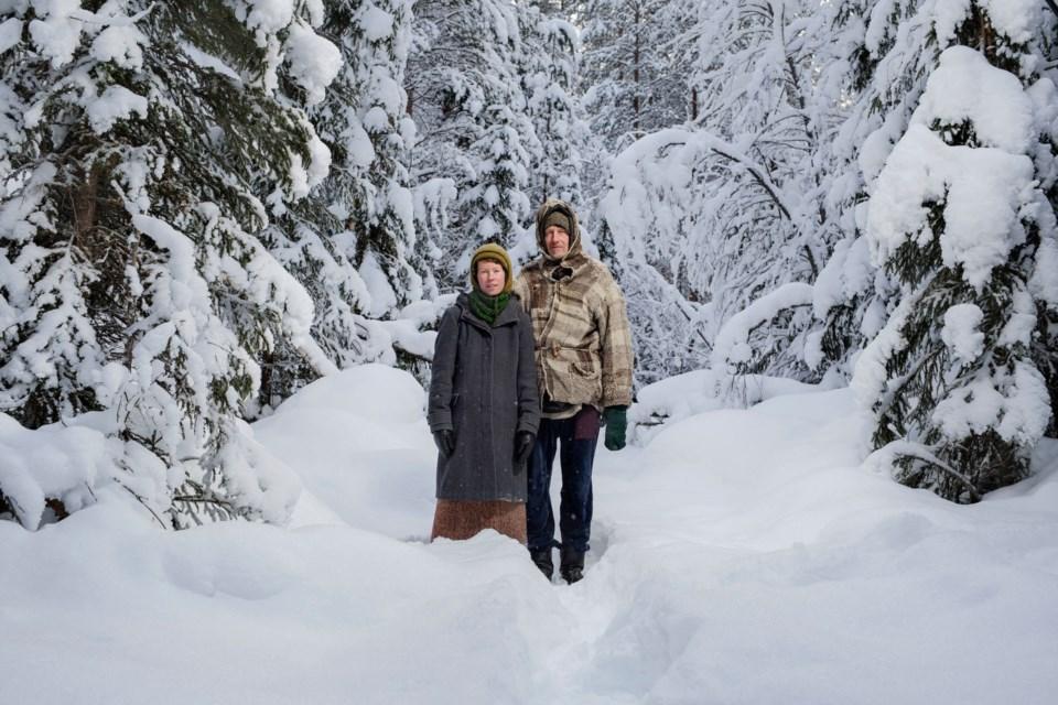 Na Finlândia, a família Nordlund produz tudo o que consome há vários anos    Fotografia   PÚBLICO