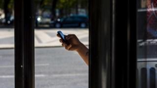 Foram sobretudo os jovens citadinos que aderiram à Internet no telemóvel