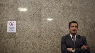 Manuel Godinho é o principal arguido no processo que está a ser julgado em Aveiro
