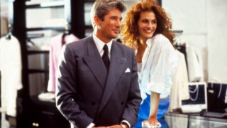 Richard Gere e Julia Roberts protagonizaram a icónica comédia romântica dos anos 1990